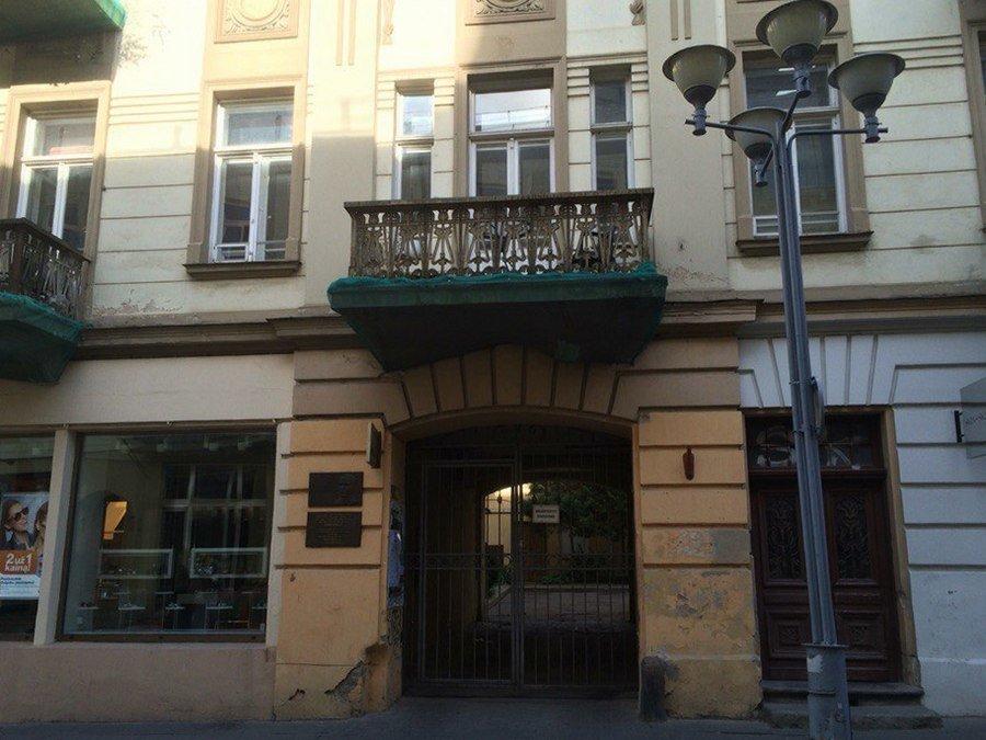 Здание, в котором редакция располагалась в последние годы - 1914-1915