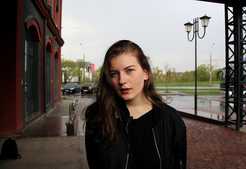 Анна Сорокина, студентка БГУИР