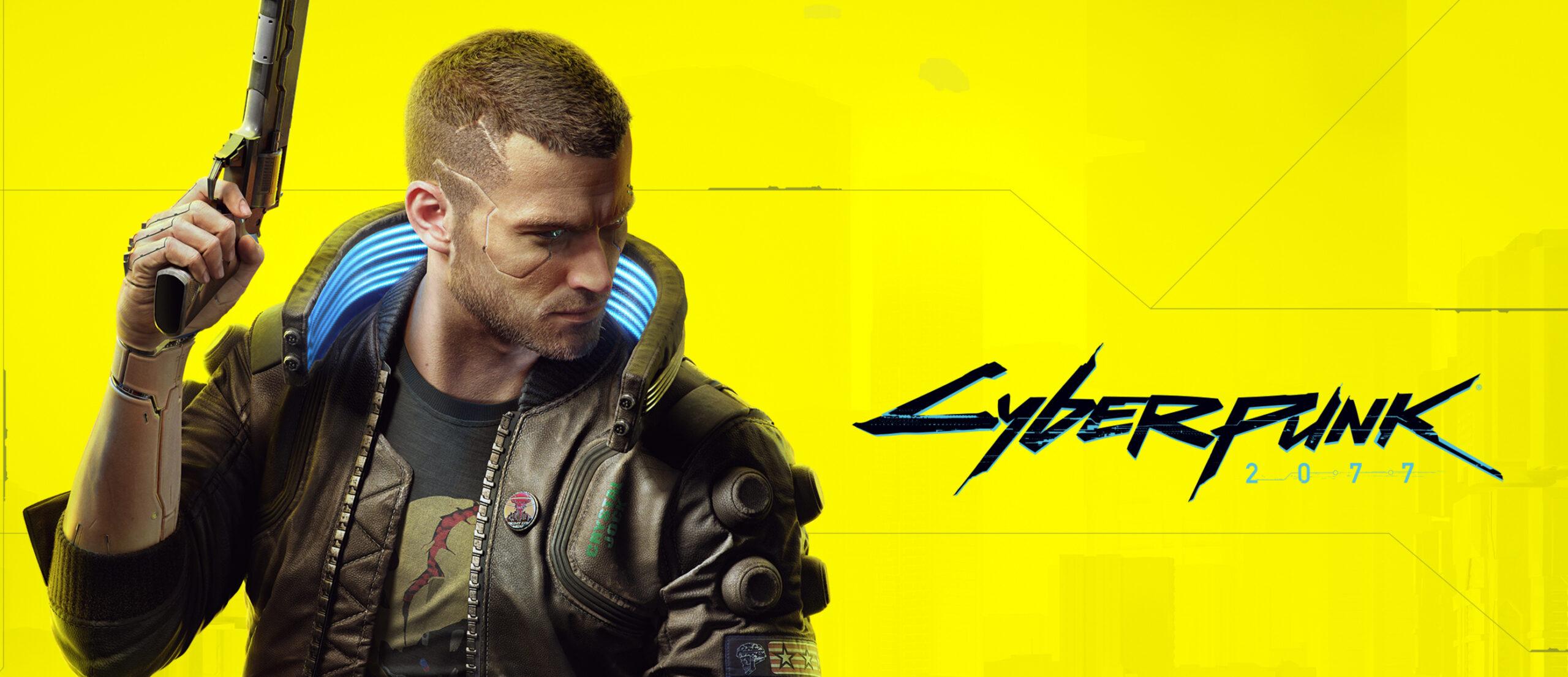 Арт игры Cyberpunk 2077