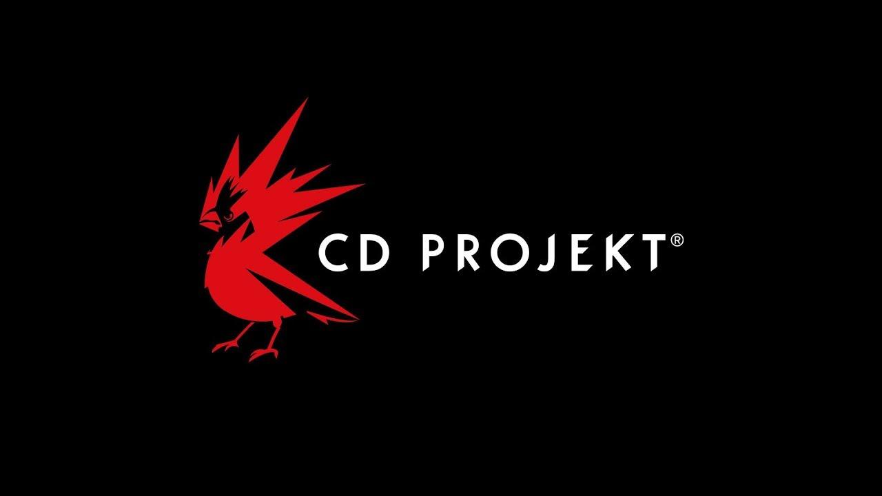 Логотип компании CD Projekt Red