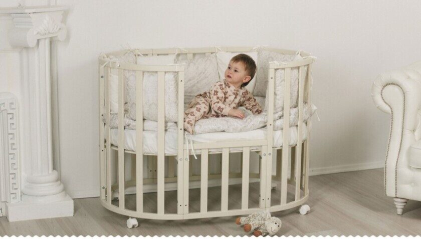 кроватка для детей